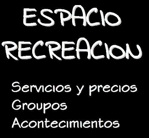 titre espacio recreacions